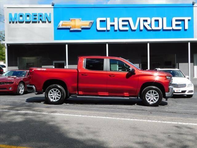 2021 Chevrolet Silverado 1500 for sale in Honaker, VA
