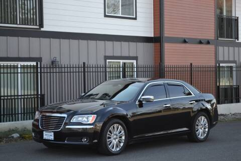 2014 Chrysler 300 for sale at Skyline Motors Auto Sales in Tacoma WA
