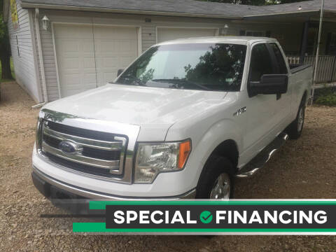 2013 Ford F-150 for sale at Budget Auto Sales in Bonne Terre MO