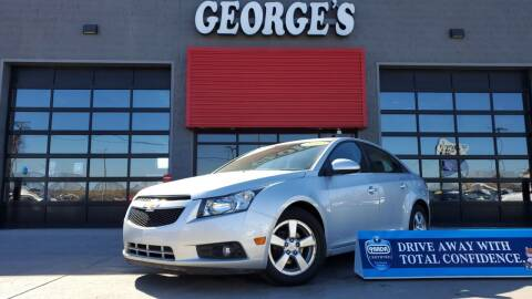 2012 Chevrolet Cruze for sale at George's Used Cars - Telegraph in Brownstown MI