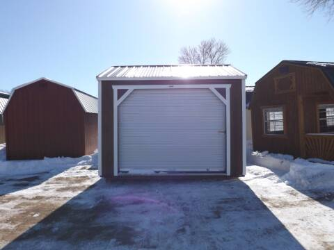 10 x 12 UTILITY W/9 X 7 GARAGE DOOR for sale at Extra Sharp Autos in Montello WI
