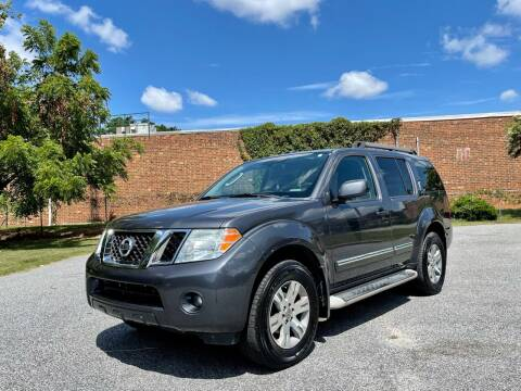 2011 Nissan Pathfinder for sale at RoadLink Auto Sales in Greensboro NC