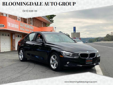 2015 BMW 3 Series for sale at Bloomingdale Auto Group - The Car House in Butler NJ