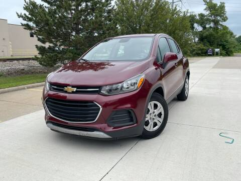 2017 Chevrolet Trax for sale at A & R Auto Sale in Sterling Heights MI