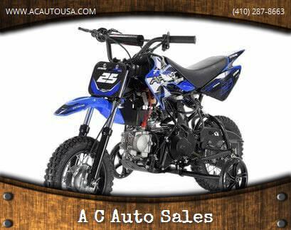 2021 Apollo 0091 DB-25 70cc FULLY Automatic for sale at A C Auto Sales in Elkton MD