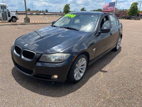 2011 BMW 3 Series for sale at The Auto Toy Store in Robinsonville MS