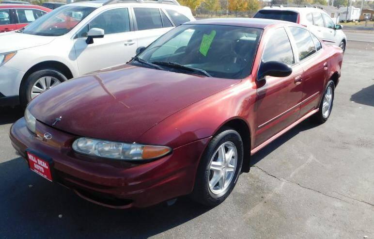 2002 Oldsmobile Alero for sale at Will Deal Auto & Rv Sales in Great Falls MT