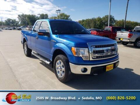 2014 Ford F-150 for sale at RICK BALL FORD in Sedalia MO