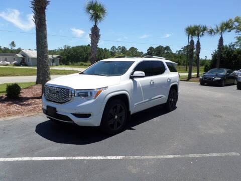2017 GMC Acadia for sale at First Choice Auto Inc in Little River SC