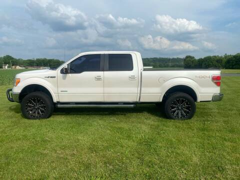 2012 Ford F-150 for sale at Wendell Greene Motors Inc in Hamilton OH