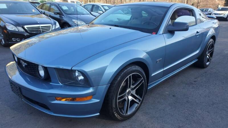 2005 Ford Mustang for sale at GA Auto IMPORTS  LLC in Buford GA