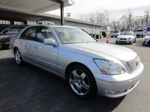 2006 Lexus LS 430 for sale at Cj king of car loans/JJ's Best Auto Sales in Troy MI