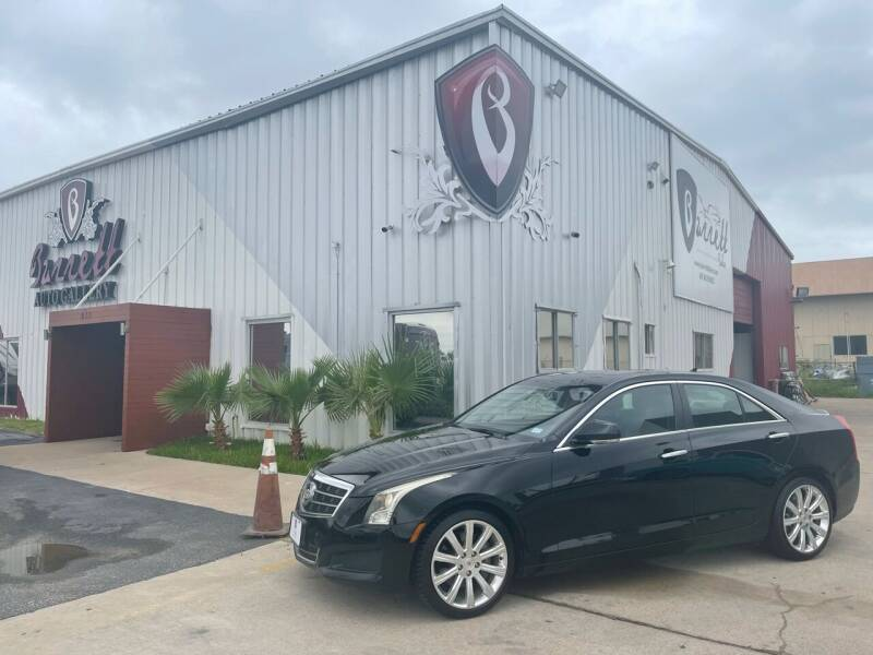 2013 Cadillac ATS for sale at Barrett Auto Gallery in San Juan TX