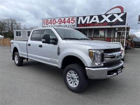 2018 Ford F-350 Super Duty for sale at Maxx Autos Plus in Puyallup WA