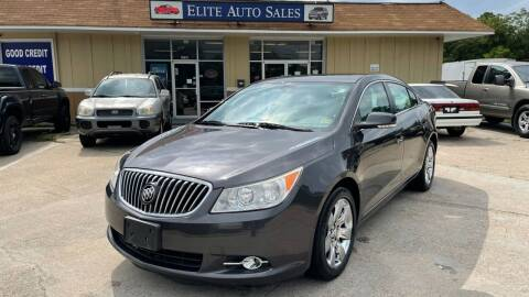 2013 Buick LaCrosse for sale at Elite Auto Sales in Portsmouth VA