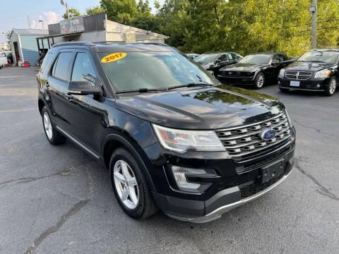2017 Ford Explorer for sale at LexTown Motors in Lexington KY