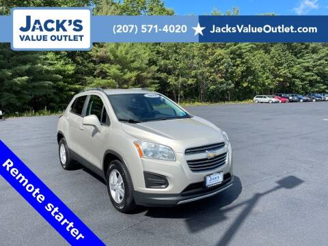 2016 Chevrolet Trax for sale at Jack's Value Outlet in Saco ME