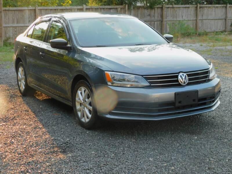 2015 Volkswagen Jetta for sale at Prize Auto in Alexandria VA