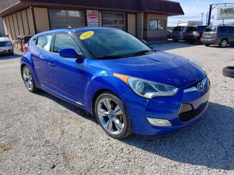 2013 Hyundai Veloster for sale at G LONG'S AUTO EXCHANGE in Brazil IN