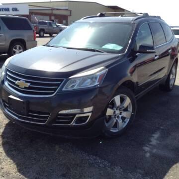 2014 Chevrolet Traverse for sale at Melton Chevrolet in Belleville KS