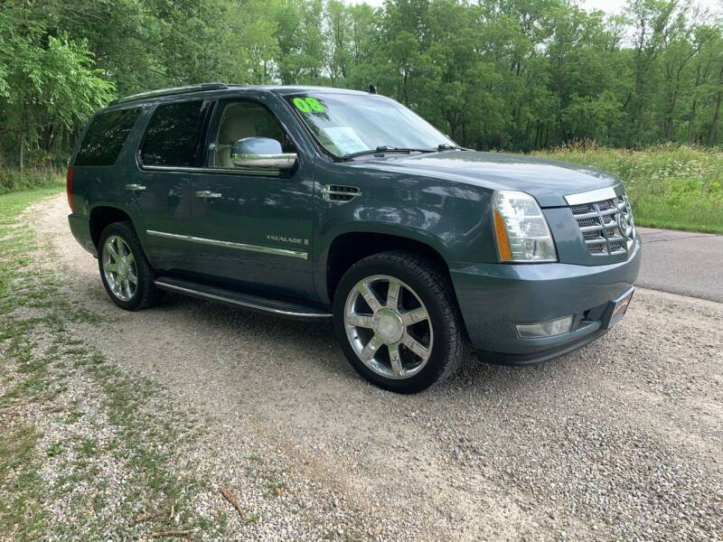 2008 Cadillac Escalade for sale at BROTHERS AUTO SALES in Hampton IA