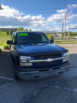 2003 Chevrolet Silverado 1500 for sale at Cool Breeze Auto in Breinigsville PA
