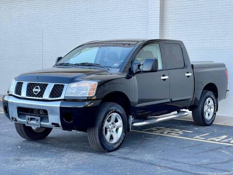 2006 Nissan Titan for sale at Carland Auto Sales INC. in Portsmouth VA