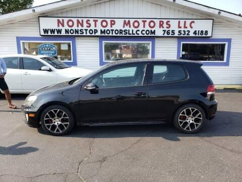 2010 Volkswagen GTI for sale at Nonstop Motors in Indianapolis IN