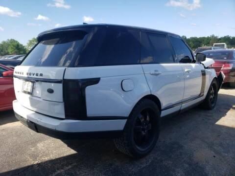 2017 Land Rover Range Rover for sale at ELITE MOTOR CARS OF MIAMI in Miami FL