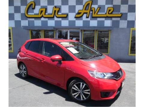 2017 Honda Fit for sale at Car Ave in Fresno CA