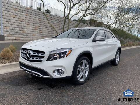 2018 Mercedes-Benz GLA for sale at MyAutoJack.com @ Auto House in Tempe AZ