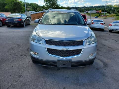 2010 Chevrolet Traverse for sale at DISCOUNT AUTO SALES in Johnson City TN