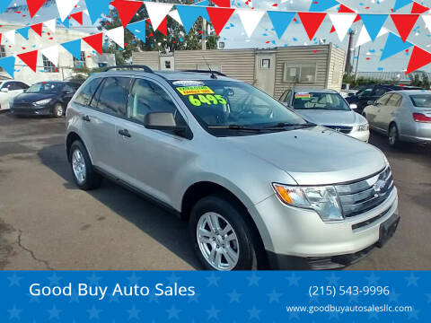 2009 Ford Edge for sale at Good Buy Auto Sales in Philadelphia PA