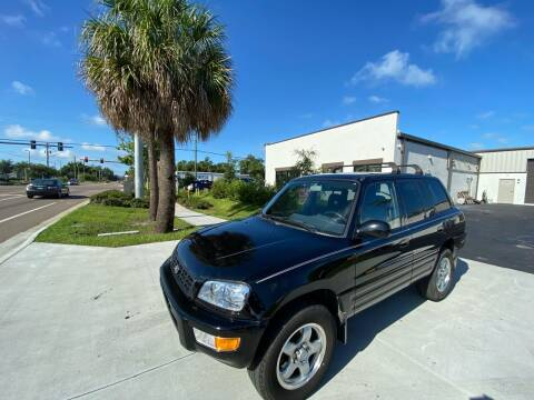 1999 Toyota RAV4 for sale at Bay City Autosales in Tampa FL