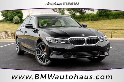 2021 BMW 3 Series for sale at Autohaus Group of St. Louis MO - 3015 South Hanley Road Lot in Saint Louis MO