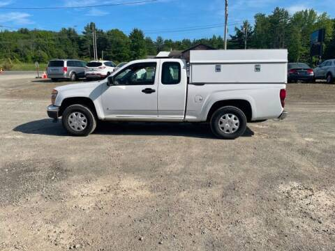 2007 GMC Canyon for sale at Upstate Auto Sales Inc. in Pittstown NY
