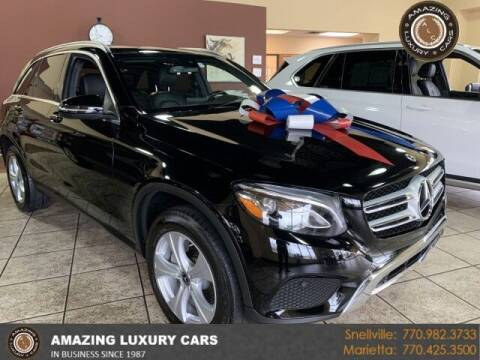 2018 Mercedes-Benz GLC for sale at Amazing Luxury Cars in Snellville GA