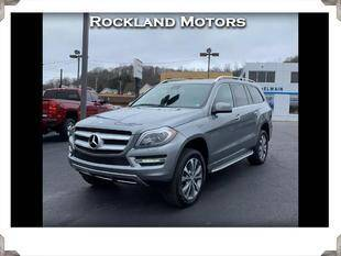 2016 Mercedes-Benz GL-Class for sale at Rockland Automall - Rockland Motors in West Nyack NY