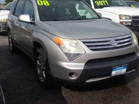2008 Suzuki XL7 for sale at Arak Auto Group in Bourbonnais IL