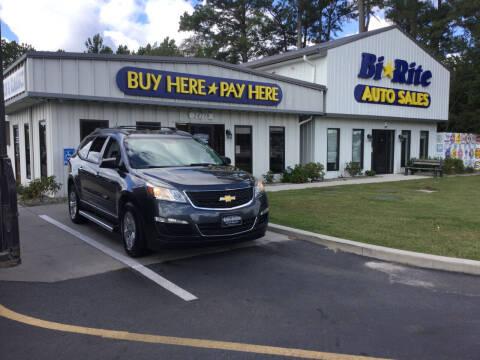 2014 Chevrolet Traverse for sale at Bi Rite Auto Sales in Seaford DE