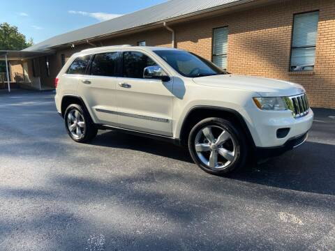 2012 Jeep Grand Cherokee for sale at Wheel Tech Motor Vehicle Sales in Maylene AL