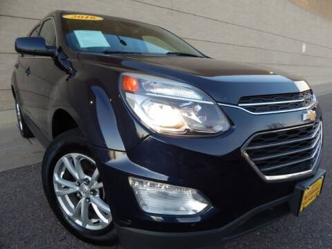 2016 Chevrolet Equinox for sale at Altitude Auto Sales in Denver CO