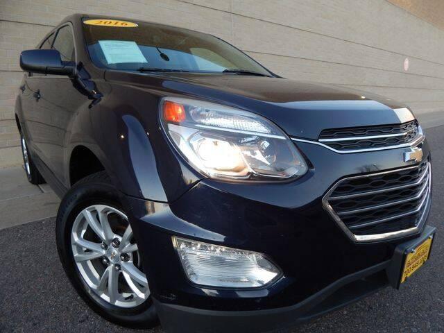 2016 Chevrolet Equinox for sale at Altitude Auto Sales in Denver CO