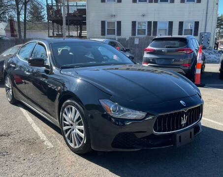 2016 Maserati Ghibli for sale at Choice Motor Car in Plainville CT