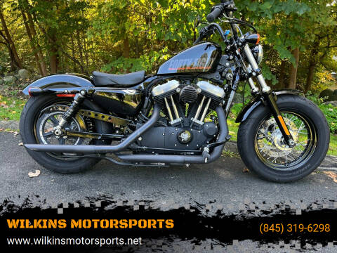2015 Harley-Davidson SportsterForty-Eight for sale at WILKINS MOTORSPORTS in Brewster NY