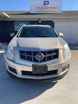 2010 Cadillac SRX for sale at Princeton Motors in Princeton TX