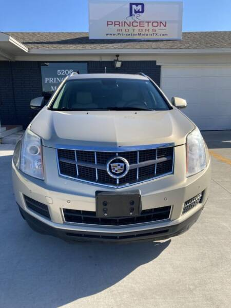 2010 Cadillac SRX for sale in Princeton, TX