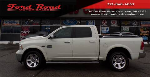 2016 RAM Ram Pickup 1500 for sale at Ford Road Motor Sales in Dearborn MI