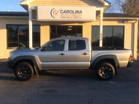 2015 Toyota Tacoma for sale at Carolina Auto Credit in Youngsville NC