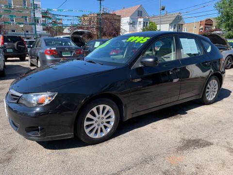 2011 Subaru Impreza for sale at Barnes Auto Group in Chicago IL